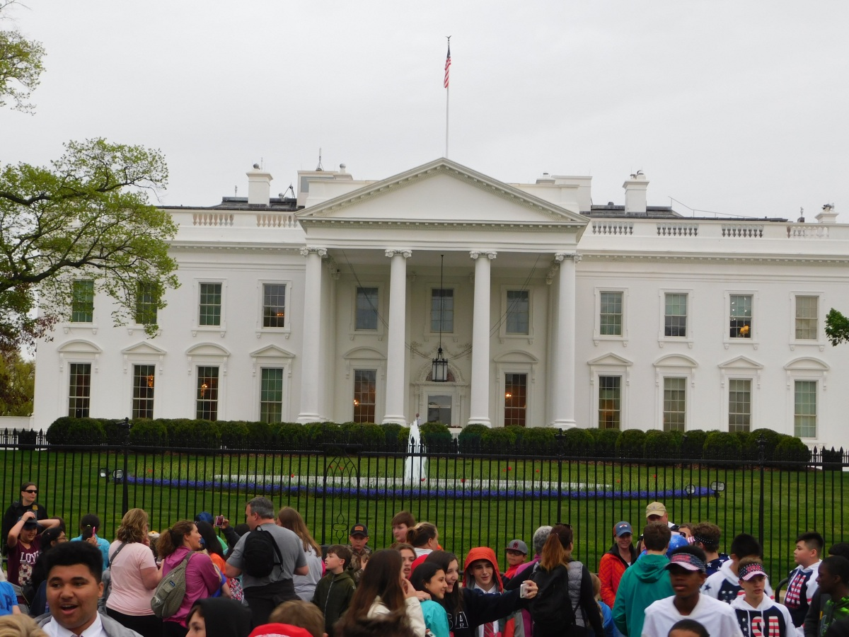 Washington D.C., a humbling experience filled with mixedemotions