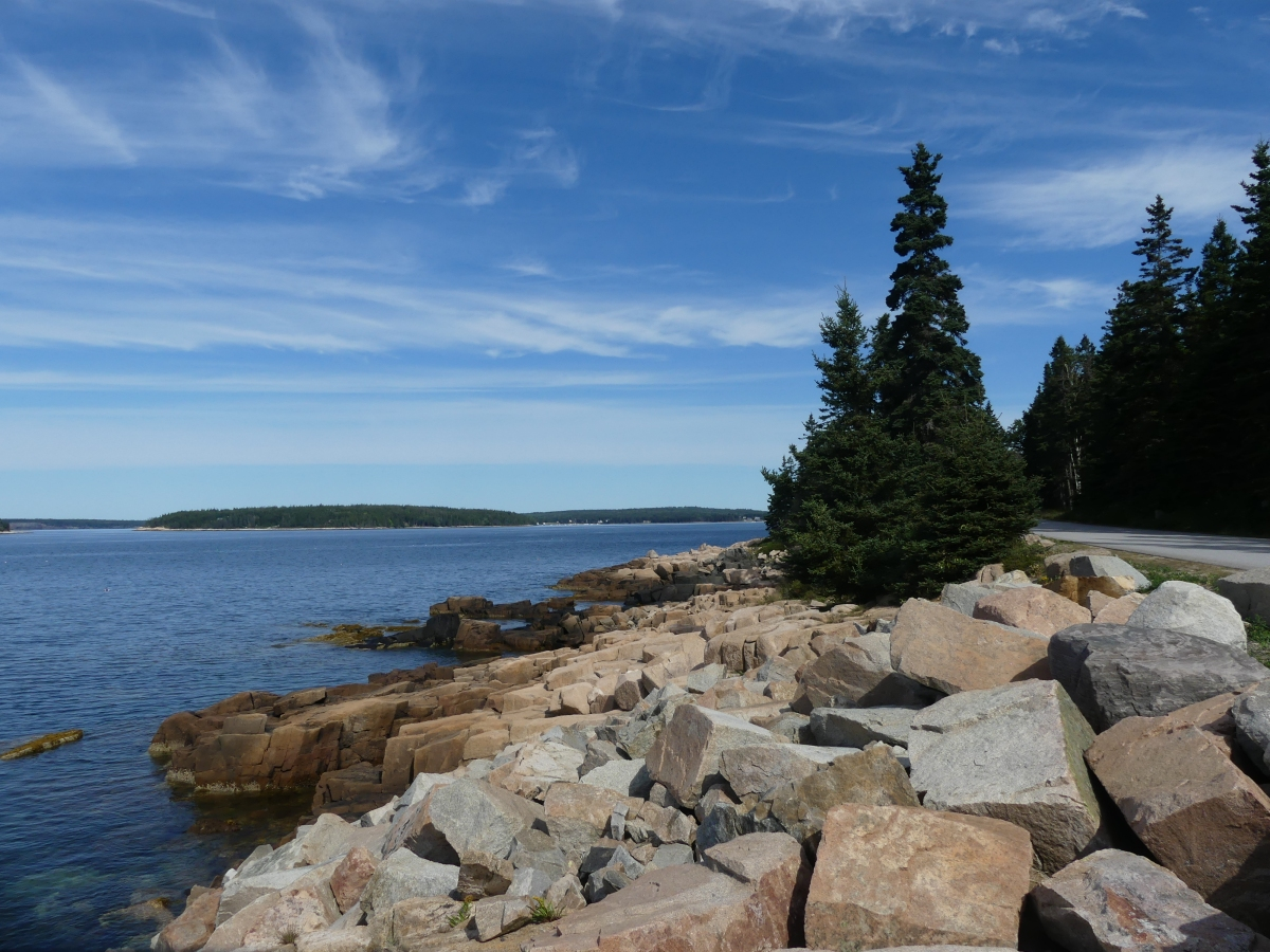 Acadia National Park: Schoodic Peninsula